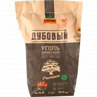 Древесный уголь «Дубовый» 2 кг.