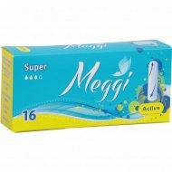 Тампоны «Meggi» Super Active.