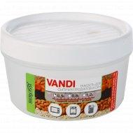 Емкость для сыпучих и СВЧ «Venecia» vandi, 0.5 л.