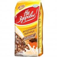 Воздушная пшеница «На Здоровье» со вкусом шоколада, 100 г.