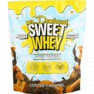 Напиток «Sweetwhey» кофе-карамель, 900 г.
