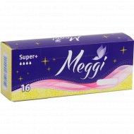 Тампоны гигиенические Meggi Super+ 16 шт.