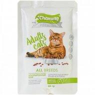 Корм влажный «Chammy Premium» для кошек, мясное ассорти, 85 г