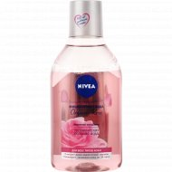 Вода мицеллярная «Nivea» Organic Rose, 400 мл