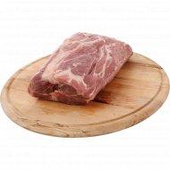 Шейная часть свиная, охлажденная, 1 кг., фасовка 0.9-1.5 кг