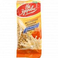 Воздушная пшеница «На Здоровье» со вкусом карамели, 100 г.