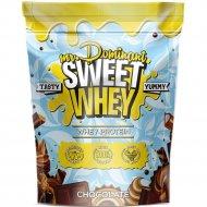 Напиток «Sweetwhey» шоколад, 900 г.