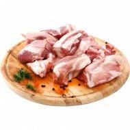 Котлетное мясо свиное, охлажденное, 1 кг., фасовка 1.5-1.6 кг