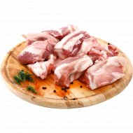 Котлетное мясо свиное, охлажденное, 1 кг., фасовка 1.6-2 кг
