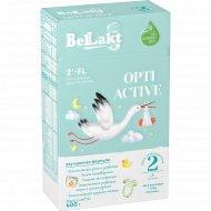 Смесь сухая молочная «Bellakt Opti Active 2» 400 г