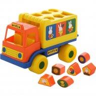 Логический грузовичок «Миффи» №2.