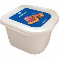 Мороженое «Мороз продукт» со вкусом малины и прослойкой щербета, 1 кг.