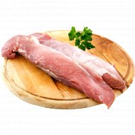 Вырезка свиная, охлажденная, 1 кг., фасовка 0.9-1.5 кг