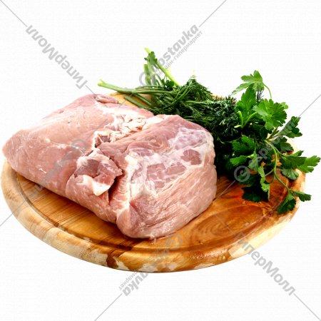 Полуфабрикат «Тазобедренная часть свиная» охлажденный, 1 кг., фасовка 0.6-0.9 кг