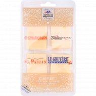 Коллекция из 4-х сыров «Emmi» 49%, 250 г