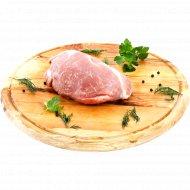 Полуфабрикат «Лопаточная часть свиная» охлажденный, 1 кг., фасовка 0.9-1.6 кг