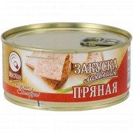 Консервы мясные «Мяскон» закуска пряная, 290 г.