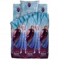 Комплект постельного белья «Непоседа» Frozen, полуторный, 50x70