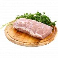 Полуфабрикат свиной для полендвицы «Shrub» 1 кг., фасовка 0.7-1.2 кг