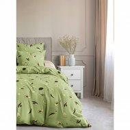Комплект постельного белья «Ночь нежна» Авокадо, двуспальный, 70x70