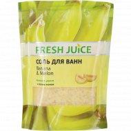 Соль для ванн «Banana & Melon» 500 мл.