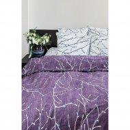 Комплект постельного белья «Ночь нежна» Верба, полуторный, 70x70