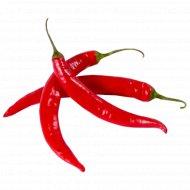 Перец «Чили» красный, 1 кг., фасовка 0.08-0.1 кг