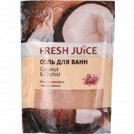Соль для ванн «Кокос и орхидея» 500 мл.