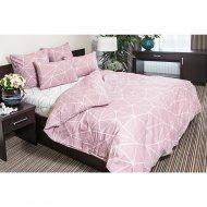 Комплект постельного белья «Ночь нежна» Грань, двуспальный, 50x70