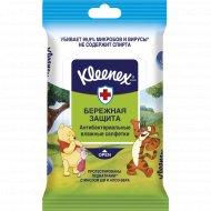 Салфетки влажные «Kleenex» Disney, антибактериальные, 10 шт.