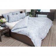 Комплект постельного белья «Ночь нежна» Грань, Евро, 70x70