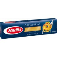 Макаронные изделия «Barilla» Capellini, 500 г.
