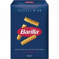 Макаронные изделия «Barilla» Fusilli, 500 г.