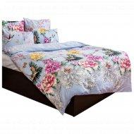 Комплект постельного белья «Ночь нежна» Журавли, двуспальный, 50x70