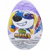 Яйцо шоколадное «Говорящий Том» с сюрпризом, 20 г