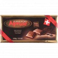 Горький шоколад «Alprose» 100 г.