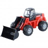 Трактор-погрузчик «Mammoet».