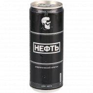 Напиток энергетический «Neft» для него, 0.33 л.