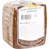 Хлеб «Бородинский любимый» нарезанный, 0.4 кг.