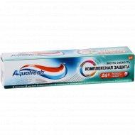 Зубная паста «Aquafresh» комплексная защита, экстра свежесть, 100 мл.
