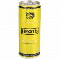 Напиток энергетический «Neft» со вкусом апельсин-маракуйя, 0.33 л.