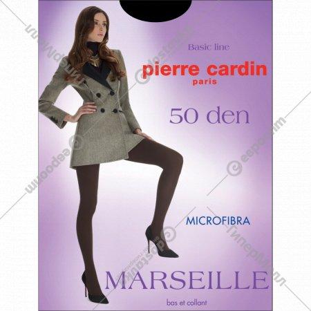 Колготки женские «Pierre Cardin» Marseille nero.