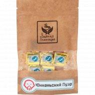 Чай черный «Юннаньский пуэр» квадрат, 50 г.