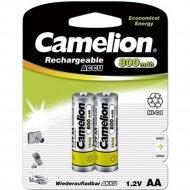 Комплект аккумуляторов «Camelion» NC-AA 800 BP2, 2202, 2 шт