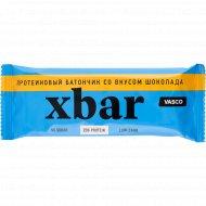 Протеиновый батончик «Xbar» со вкусом шоколада, 60 г.