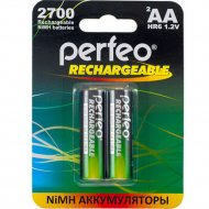 Комплект аккумуляторов «Perfeo» AA1300mAh/2BL, PF AA1300/2BL, 2 шт