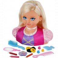 Кукла-бюст «Принцесса» 13277, 28 см.