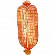 Продукт из свинины «Рулет классический» копчено-вареный, 1 кг., фасовка 0.3-0.5 кг