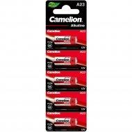 Комплект батареек «Camelion» Mercury Free, A23-BP5, 12828, 5 шт