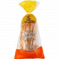 Батон «Хлебны Млын. Хатнi» смачны, нарезанный 450 г.